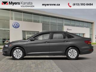 New 2021 Volkswagen Jetta Comfortline  - Android Auto for sale in Kanata, ON