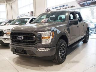 New 2021 Ford F-150 XLT for sale in Thornhill, ON