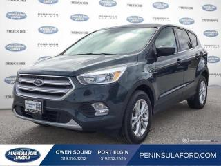Used 2019 Ford Escape SE - Heated Seats -  SYNC - $155 B/W for sale in Port Elgin, ON