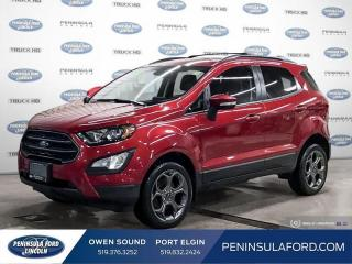 Used 2018 Ford EcoSport SES - Bluetooth - $127 B/W for sale in Port Elgin, ON