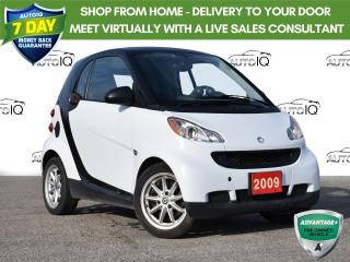 Used 2009 Smart fortwo Great little run about for sale in Tillsonburg, ON