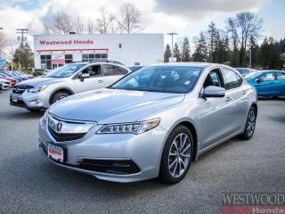 Used 2017 Acura TLX Sh-Awd for sale in Port Moody, BC