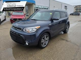 Used 2015 Kia Soul 2.0L SX Luxury at - Low Mileage for sale in Steinbach, MB