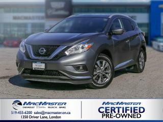 Used 2016 Nissan Murano SL for sale in London, ON