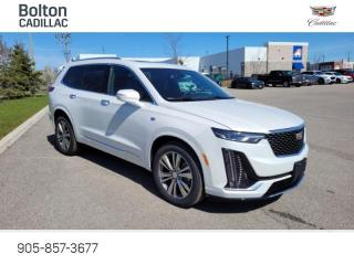 New 2021 Cadillac XT6 Premium Luxury - Navigation - $450 B/W for sale in Bolton, ON