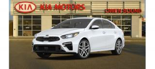 New 2021 Kia Forte EX+ for sale in Owen Sound, ON