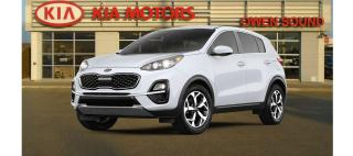 New 2021 Kia Sportage LX AWD for sale in Owen Sound, ON