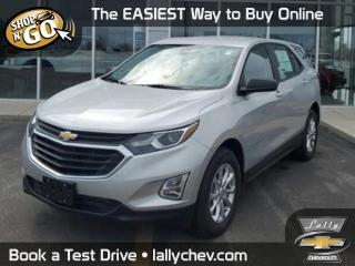 New 2021 Chevrolet Equinox LS for sale in Tilbury, ON