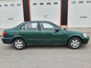 Used 2000 Honda Civic EX for sale in Jarvis, ON