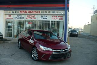 Used 2017 Toyota Camry XLE HYBRID for sale in Toronto, ON