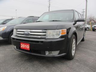 Used 2010 Ford Flex SEL for sale in Hamilton, ON