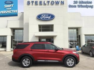 New 2021 Ford Explorer XLT  - Heated Seats for sale in Selkirk, MB