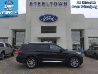 New 2021 Ford Explorer Limited  - Sunroof - Leather Seats for sale in Selkirk, MB