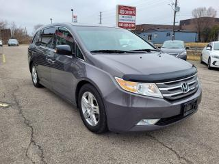 Used 2012 Honda Odyssey Touring for sale in Guelph, ON