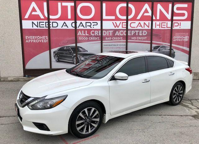 2016 Nissan Altima SL-ALL CREDIT ACCEPTED