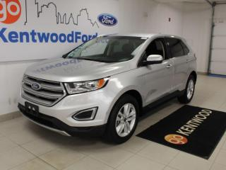 Used 2018 Ford Edge SEL | AWD | Reverse Camera | No Accidents for sale in Edmonton, AB