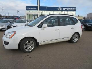 Used 2008 Kia Rondo EX/ALLOYS/V6/HEATED SEATS/POWER OPTIONS for sale in Edmonton, AB