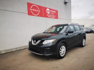 Used 2016 Nissan Rogue S / AWD / CAMERA / SMART KEY for sale in Edmonton, AB