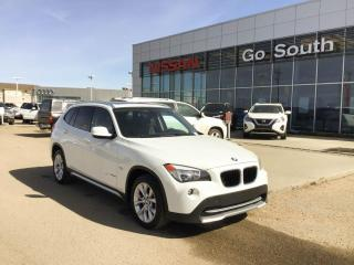 Used 2012 BMW X1 X1, XDRIVE28i, LEATHER for sale in Edmonton, AB