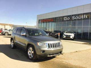 Used 2012 Jeep Grand Cherokee 5.7L, V8, SUMMIT, 4WD for sale in Edmonton, AB