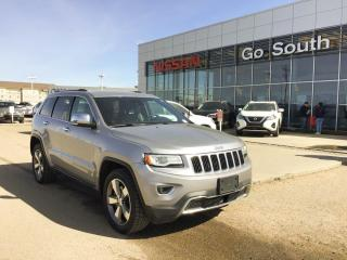 Used 2016 Jeep Grand Cherokee 5.7L, V8, LIMITED, 4WD for sale in Edmonton, AB