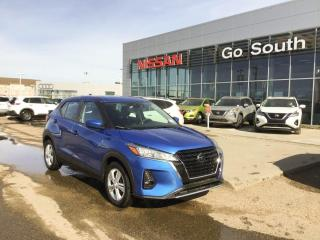 New 2021 Nissan Kicks S for sale in Edmonton, AB