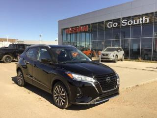 New 2021 Nissan Kicks SV for sale in Edmonton, AB