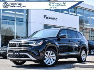 Used 2021 Volkswagen Atlas HIGHLINE for sale in Pickering, ON