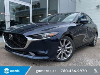 Used 2019 Mazda MAZDA3 GT - LEATHER, NAV, BOSE SOUND SYSTEM, BLIND SPOT MONITORING for sale in Edmonton, AB