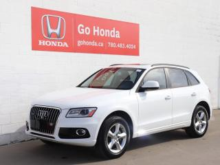 Used 2017 Audi Q5 Quattro for sale in Edmonton, AB