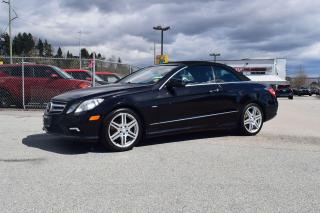 Used 2012 Mercedes-Benz E350 for sale in Coquitlam, BC