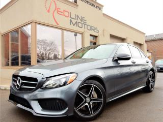 Used 2017 Mercedes-Benz C300 4Matic.AMGSportsPackage.Navi.Camera.Burmester.Pano for sale in Kitchener, ON