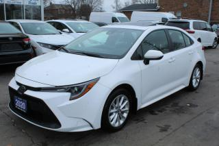 Used 2020 Toyota Corolla LE for sale in Brampton, ON