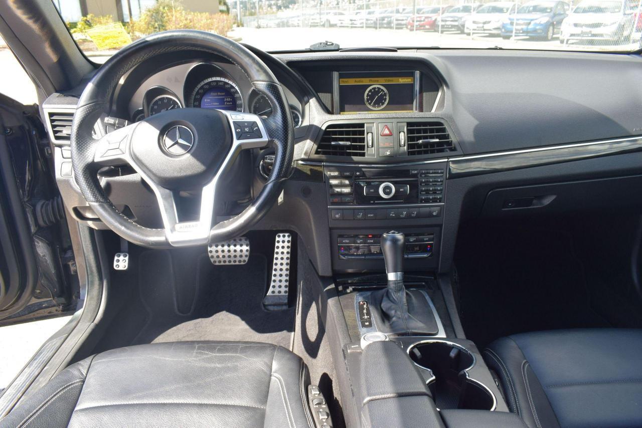 2012 Mercedes-Benz E350
