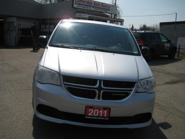 2011 Dodge Grand Caravan SXT