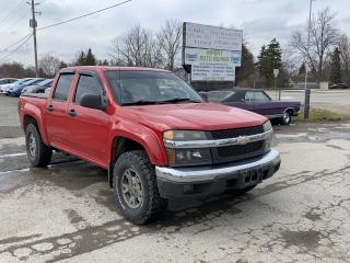 Used 2007 Chevrolet Colorado Z71 4X4 AS TRADED SDPECIAL for sale in Komoka, ON