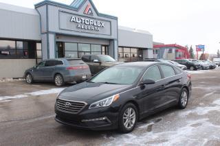 Used 2015 Hyundai Sonata 2.4L GL for sale in Calgary, AB