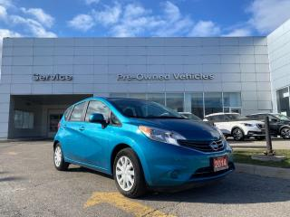 Used 2014 Nissan Versa Note 1.6 SV WELL MAINTAINED ONE OWNER TRADE. CLEAN CARFAX. ALL SEASON TIRES AND SNOW TIRES INCLUDED for sale in Toronto, ON
