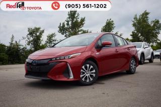 New 2021 Toyota Prius PRIME for sale in Hamilton, ON