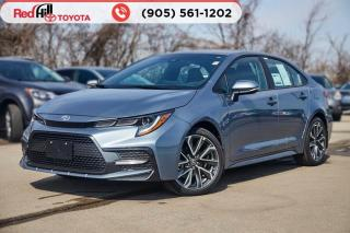 New 2021 Toyota Corolla SE for sale in Hamilton, ON
