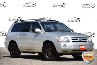 Used 2006 Toyota Highlander 3.3L V6 | 4WD | AUTOMATIC for sale in Kitchener, ON