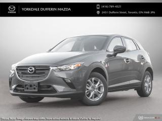 New 2021 Mazda CX-3 GS for sale in York, ON