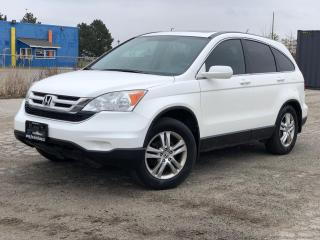 Used 2011 Honda CR-V EX FWD Sunroof Alloy  for sale in Bolton, ON