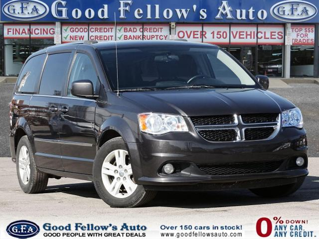 2016 Dodge Grand Caravan CREW, 7PASSANGER, 3.6L 6CYL, POWER SEAT