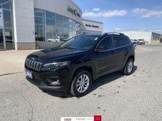 Used 2019 Jeep Cherokee North Pano Roof/Blindspot Monitor/Heated Seats for sale in Chatham, ON