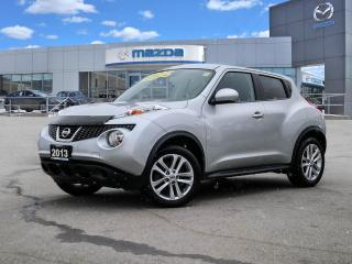 Used 2013 Nissan Juke SV - AWD, AUTOMATIC, A/C, ALLOY WHEELS for sale in Hamilton, ON