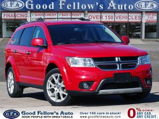 Used 2017 Dodge Journey GT MODEL, AWD, LEATHER SEATS, POWER SEAT, 7 PASS for sale in Toronto, ON