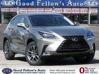 Used 2019 Lexus NX PREMIUM, SUNROOF, LLEATHER SEATS, REARVIEW CAMERA for sale in Toronto, ON