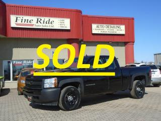 Used 2011 Chevrolet Silverado 1500 Ext Cab RWD for sale in West Saint Paul, MB