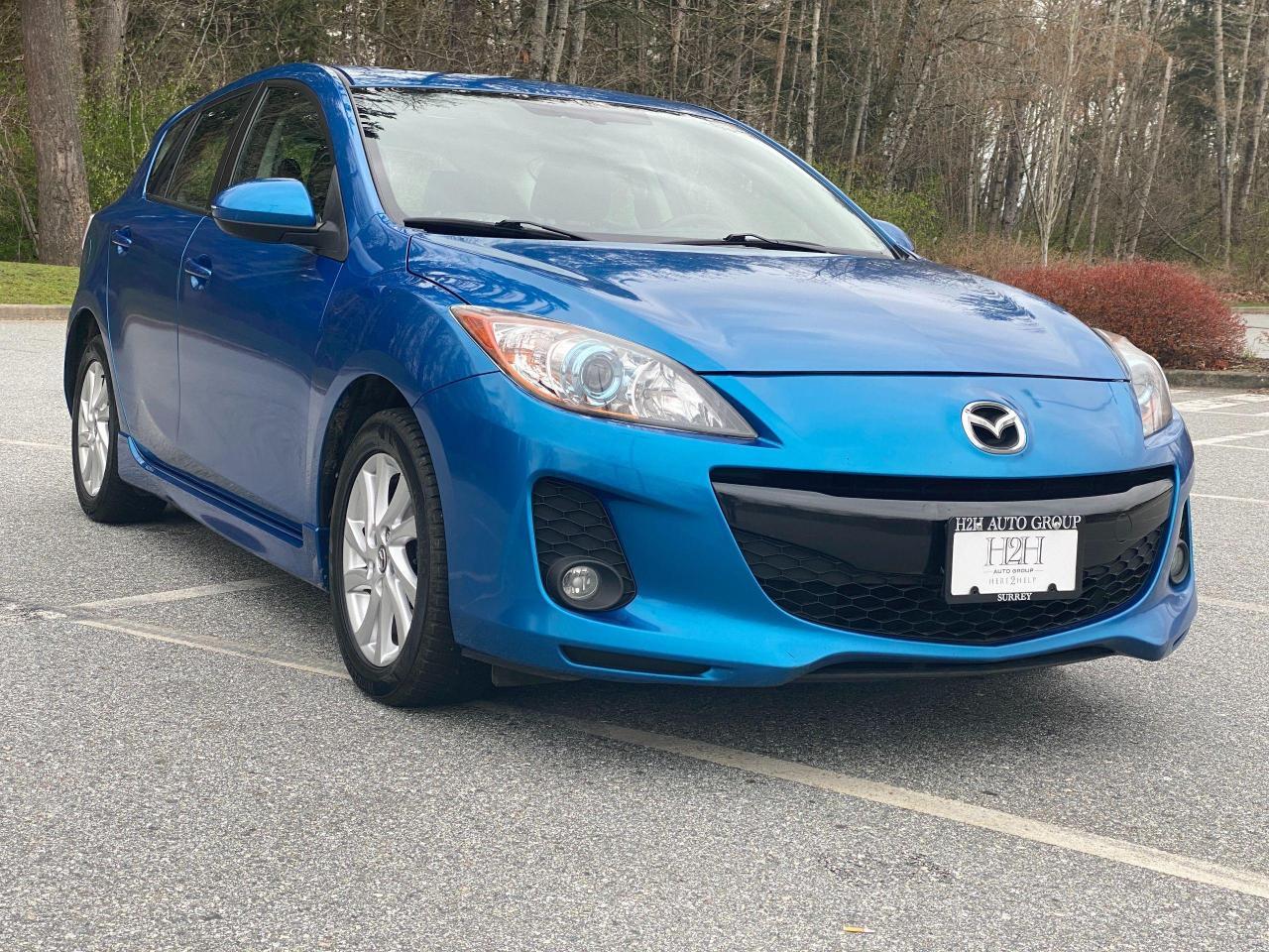 2013 Mazda MAZDA3  Photo8